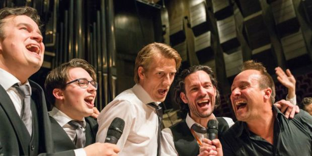 Abschlusskonzert des a-cappella-Festivals