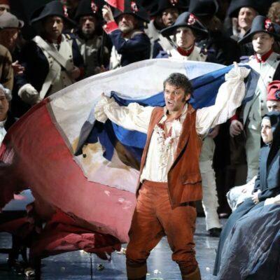 Er ist wieder zurück: Jonas Kaufmann als Andrea Chénier an der Bayerischen Staatsoper
