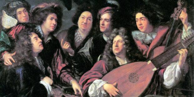 Gemälde von François Puget
