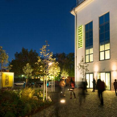 Deutsche Oper Berlin, Tischlerei