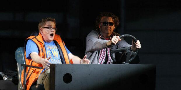 Tschick Road Opera Von Ludger Vollmer Theater Hagen