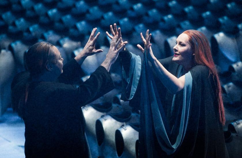 """Szenenbild aus """"Tristan und Isolde"""""""