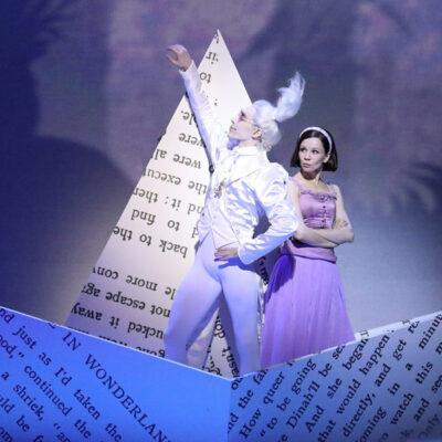 "Szenenbild aus ""Alice im Wunderland"""