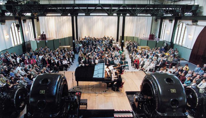 Spannungen Heimbach – Konzert in der Turbinenhalle
