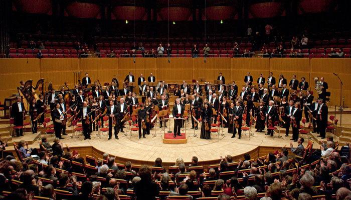 WDR Sinfonieorchester Köln mit Jukka-Pekka Saraste