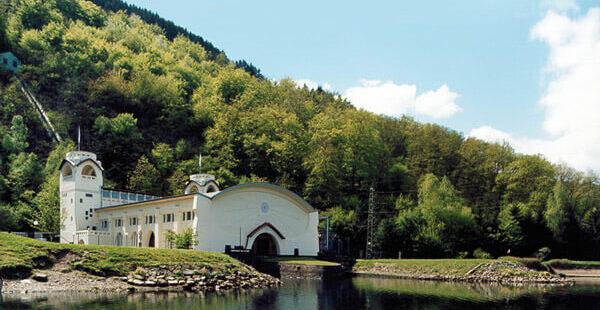 Wasserkraftwerk Heimbach