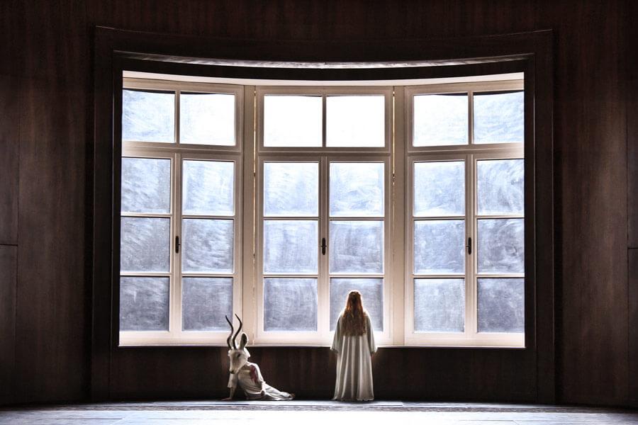 """Szenenbild aus """"Die Frau ohne Schatten"""""""