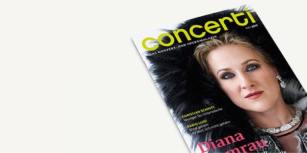 concerti-Cover Diana Damrau