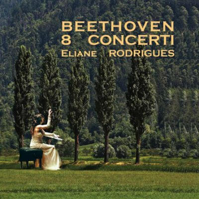"CD-Cover ""Beethoven 8 Concerti"""