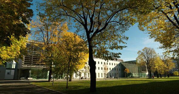 Hochschule für Musik und darstellende Kunst Wien – Campus am Anton-von-Webern-Platz