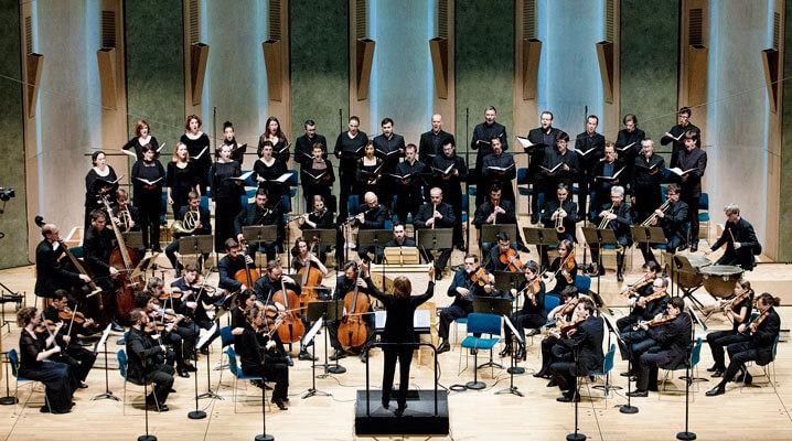 "Insula Orchestra und Chor ""accentus"""