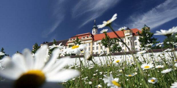 Das ehemalige Benediktinerkloster Ochsenhausen