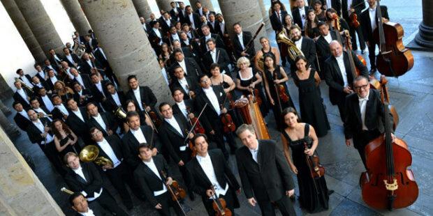 Orquesta Filarmoóica Jalisco