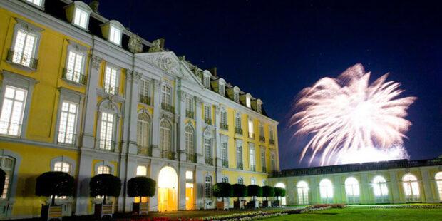 Brühler Schlosskonzerte – Feuerwerk