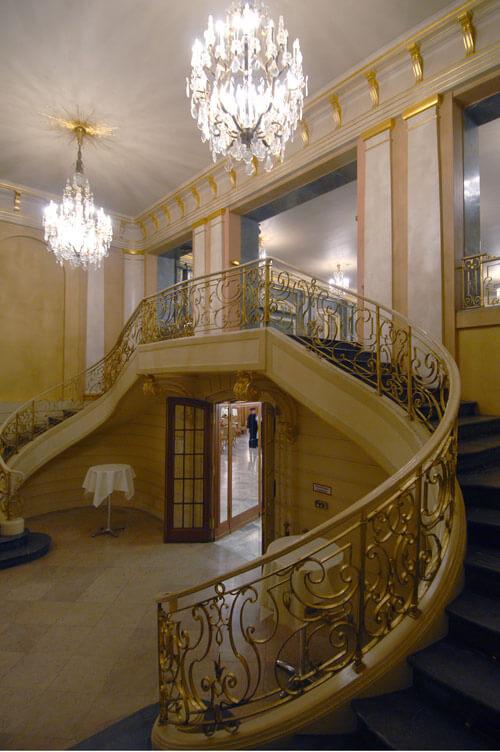 Foyer der Staatsoper Unter den Linden