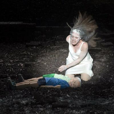 """Szenenbild aus """"Medea"""""""