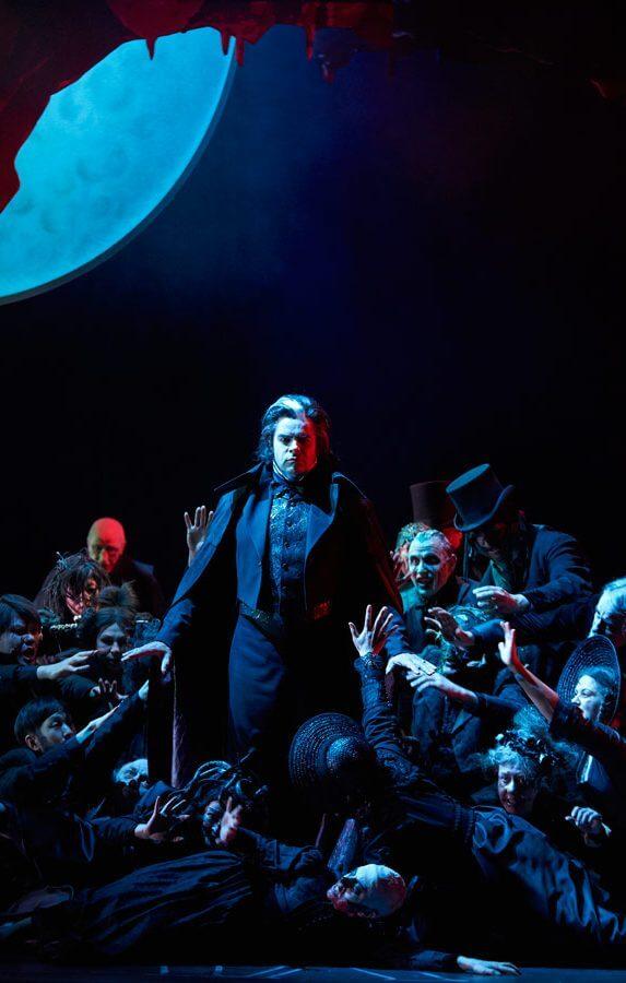 "Szenenbild aus ""Der Vampyr"""