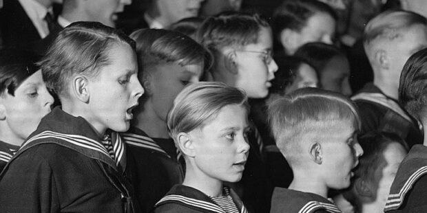 Thomanerchor, ca. 1953