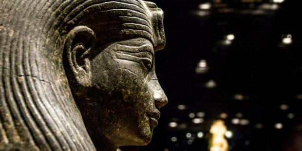 Symbolbild Aida: Statue