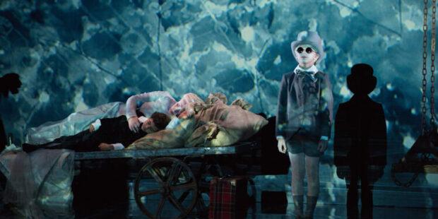 """Szenenbild aus """"A Midsummer Night's Dream"""
