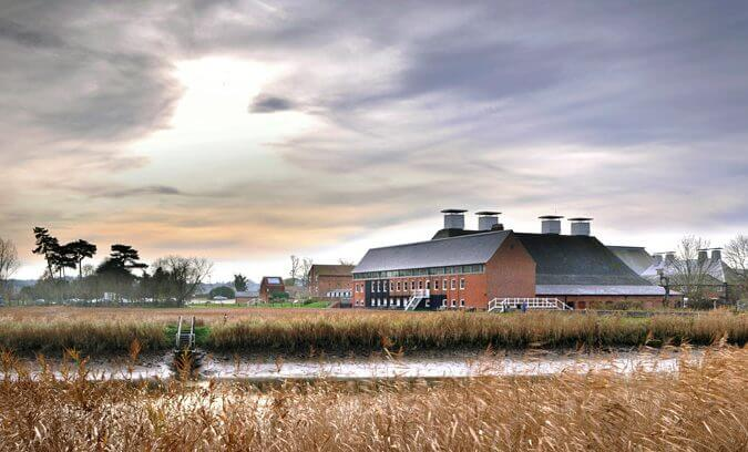 Aldeburgh Music and Snape/Maltings Concert Hall