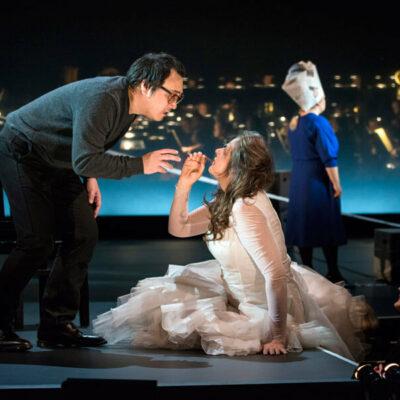 """Szenenbild aus """"Aida"""""""