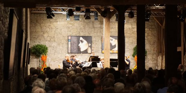 Fredener Musiktage, Konzert in der Zehntscheune