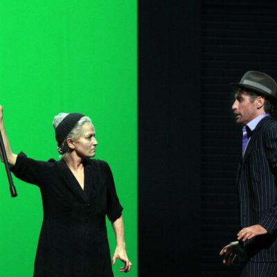 """Szenenbild aus """"Geschichten aus dem Wienerwald"""""""