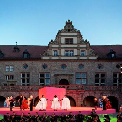Junge Oper Schloss Weikersheim