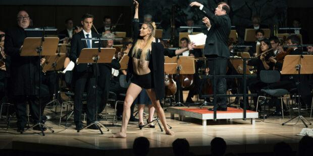 """Dresdner Festspiele, Aufführung von """"Leonore"""""""