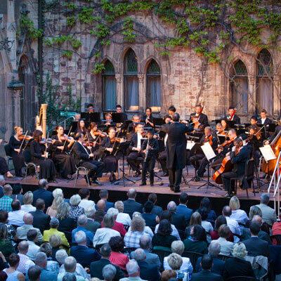 Wernigeröder Schlossfestspiele