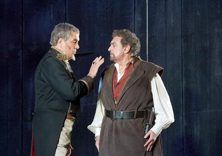 """Szenenbild aus """"Don Carlo"""""""