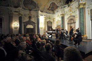 Das Verdi Quartett mit dem Jazzensemble von Peter Lehel im Kaisersaal Füssen