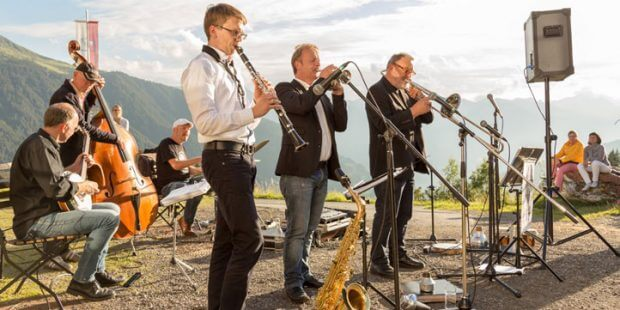 Montafoner Resonanzen: Jazz Picknick