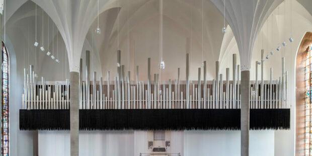 Orgel in St. Martin, Kassel © Stefan Korte/Galerie Neu, Berlin