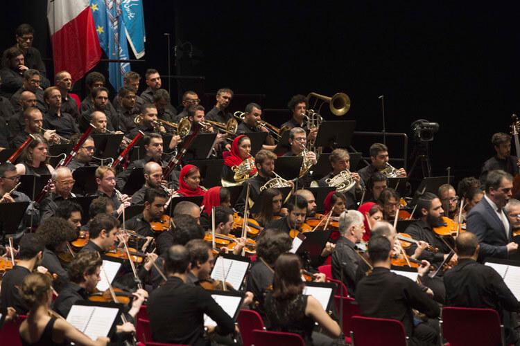 Ravenna Festival: italienisch-iranischen Orchester