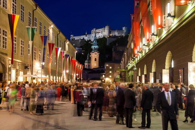 Salzburger Festspiele, Hofstallgasse