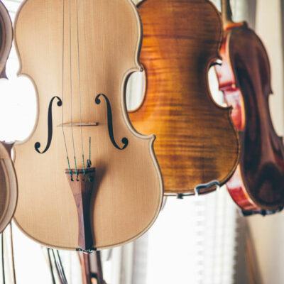 Symbolbild Geigenbau