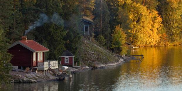Tuusulanjärvi-See