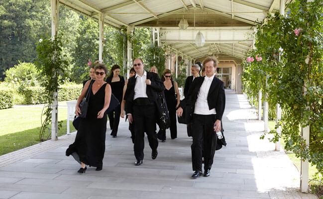 Bayerisches Kammerorchester Bad Brückenau