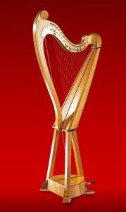 Beckmesser-Harfe der Firma Horngacher
