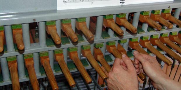 Carillon-Spieler