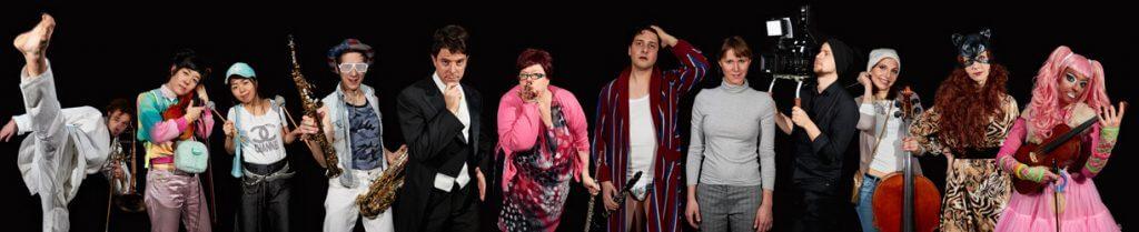 "ECLAT – Ensemble der Social Media Opera ""iScreen, YouScream!"""