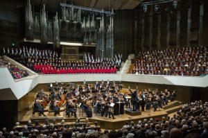 Gewandhausorchester mit Andris Nelsons und dem Gewandhauschor