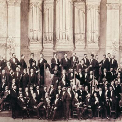 Gewandhausorchester, 1893