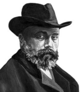 Der Instrumentenbauer Wilhelm Heckel, Erfinder und Namensgeber des Heckelphons