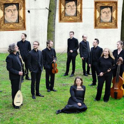 """Lautten Compagney & Calmus Ensemble, Programm """"Mitten im Leben"""""""
