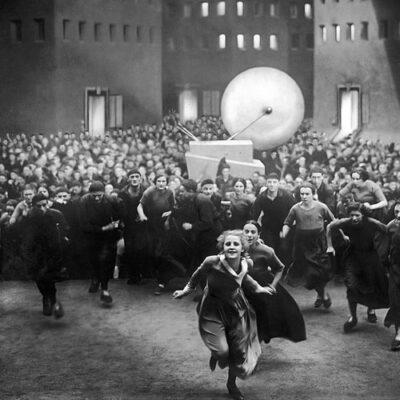 "Film Still aus ""Metropolis"""