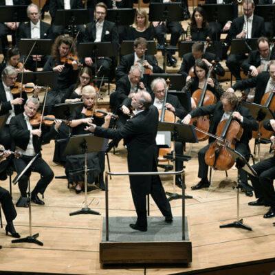 Münchner Philharmoniker mit Valery Gergiev