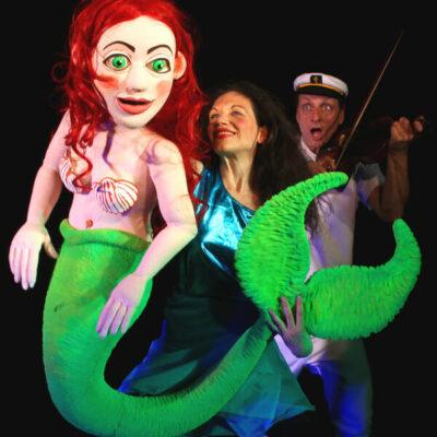"""Szenenbild aus """"Die kleine Meerjungfrau"""""""